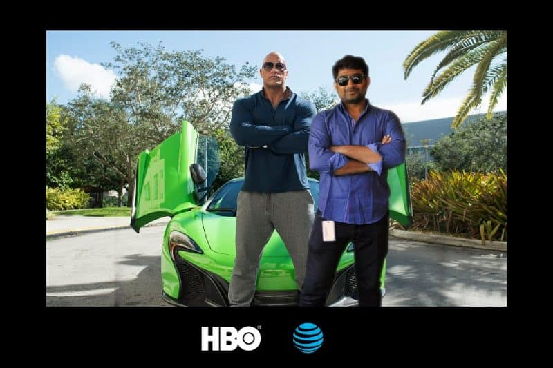 Chicago green screen photography for HBO