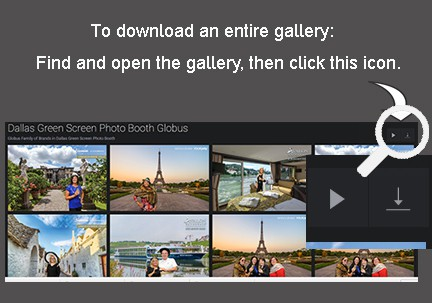 gallery download instructions