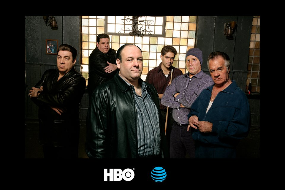 HBO green screen photo booth