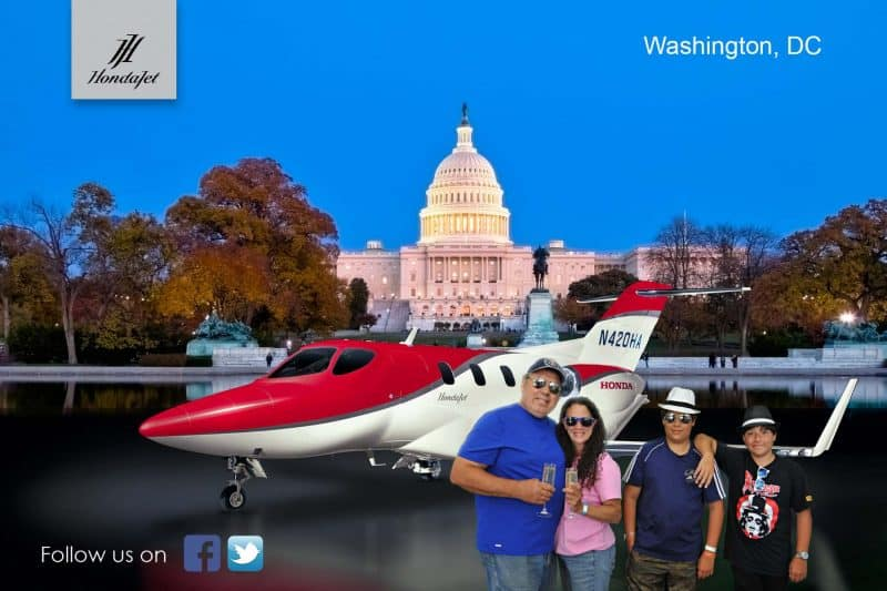 washington, dc green screen photo booths 16
