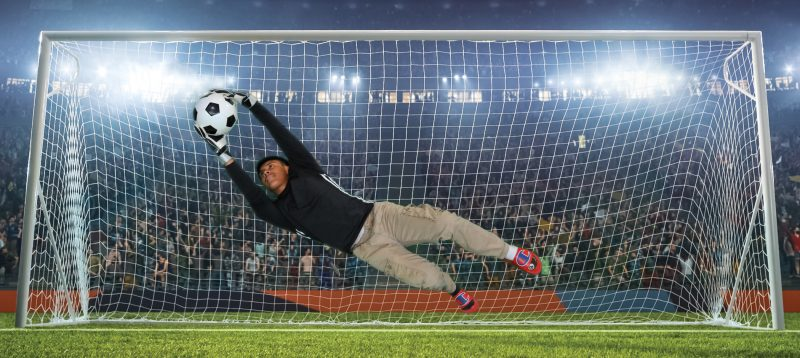 experiential photo marketing for NBC at World Cup