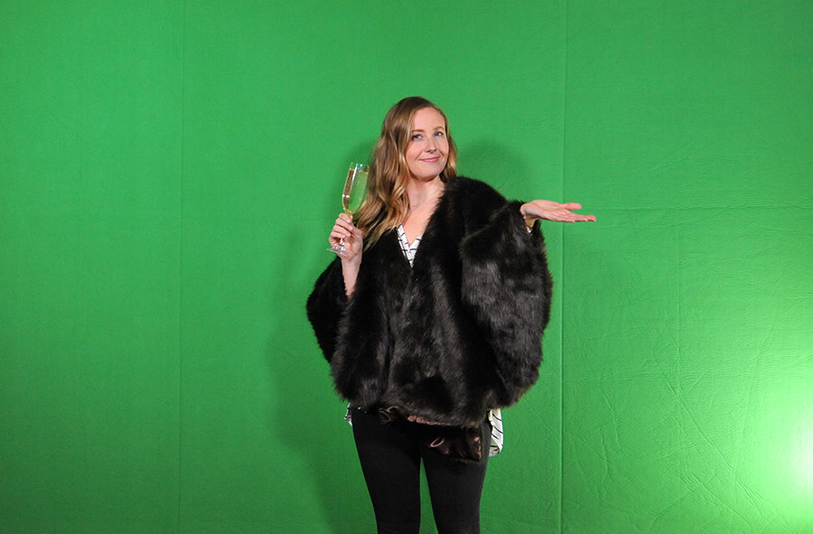 Las Vegas Green Screen Photo Booth