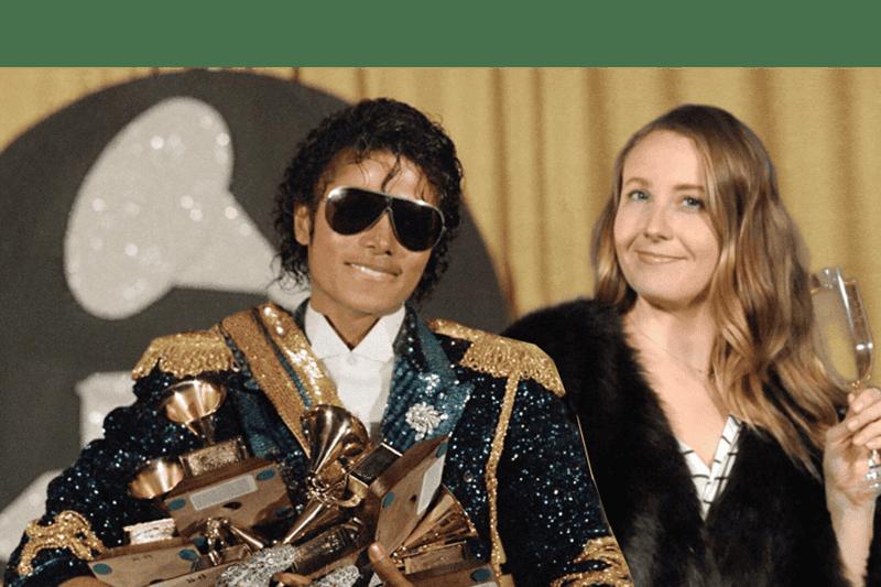 Orlando Green Screen Photo Booth Michael Jackson