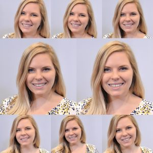 orlando headshot photo booth offers mini sessions for participants to pick their best photo.