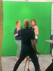 Phoenix green screen photography with Mike Gatty