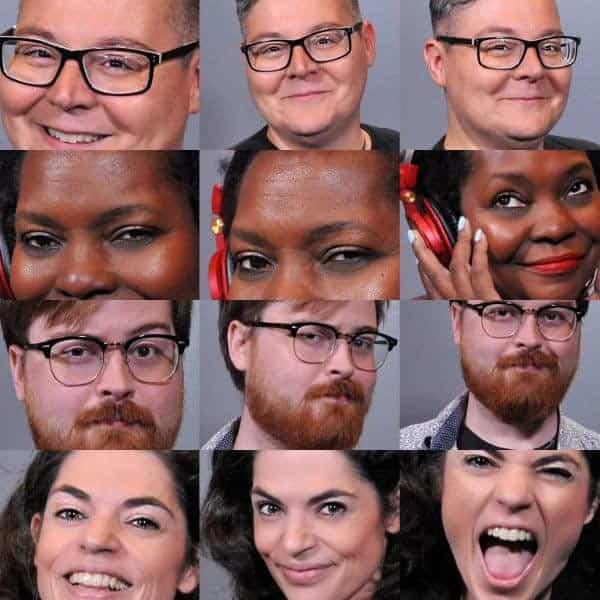 Boston Headshot Photo Booths