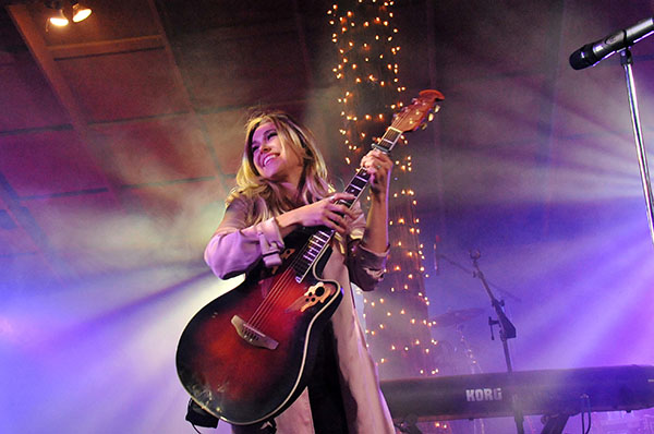 Singer Rachel Platten is the subject of Washington dc conference photography