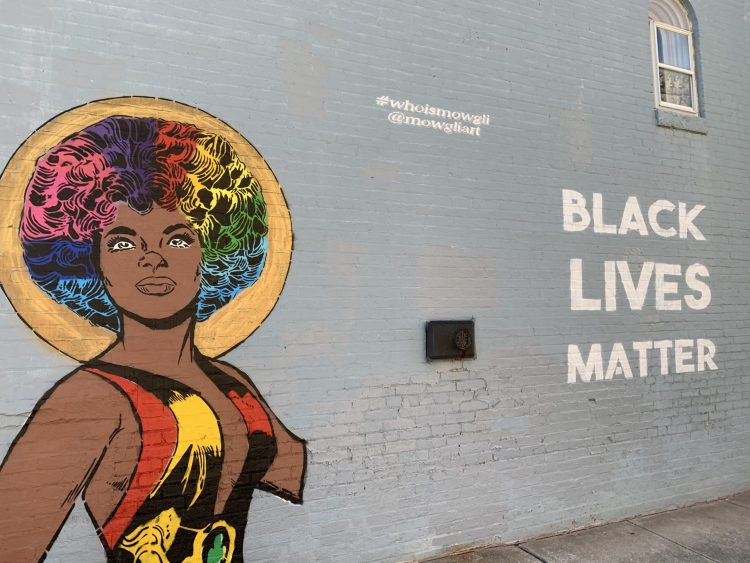 Street Art in Patterson Park