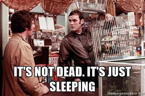 Monty Python Meme