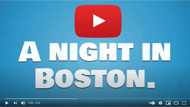 Boston green screen photography video icon.