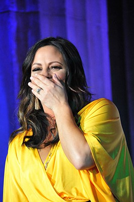 Philadelphia convention photographers Key Note speech.