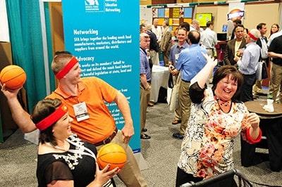 Philadelphia convention photographers at SNAXPO.